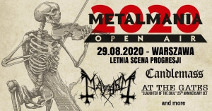 Metalmania Festival - Line-up complet