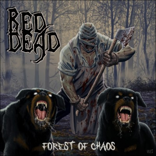 "RED DEAD - ""Forest Of Chaos"""